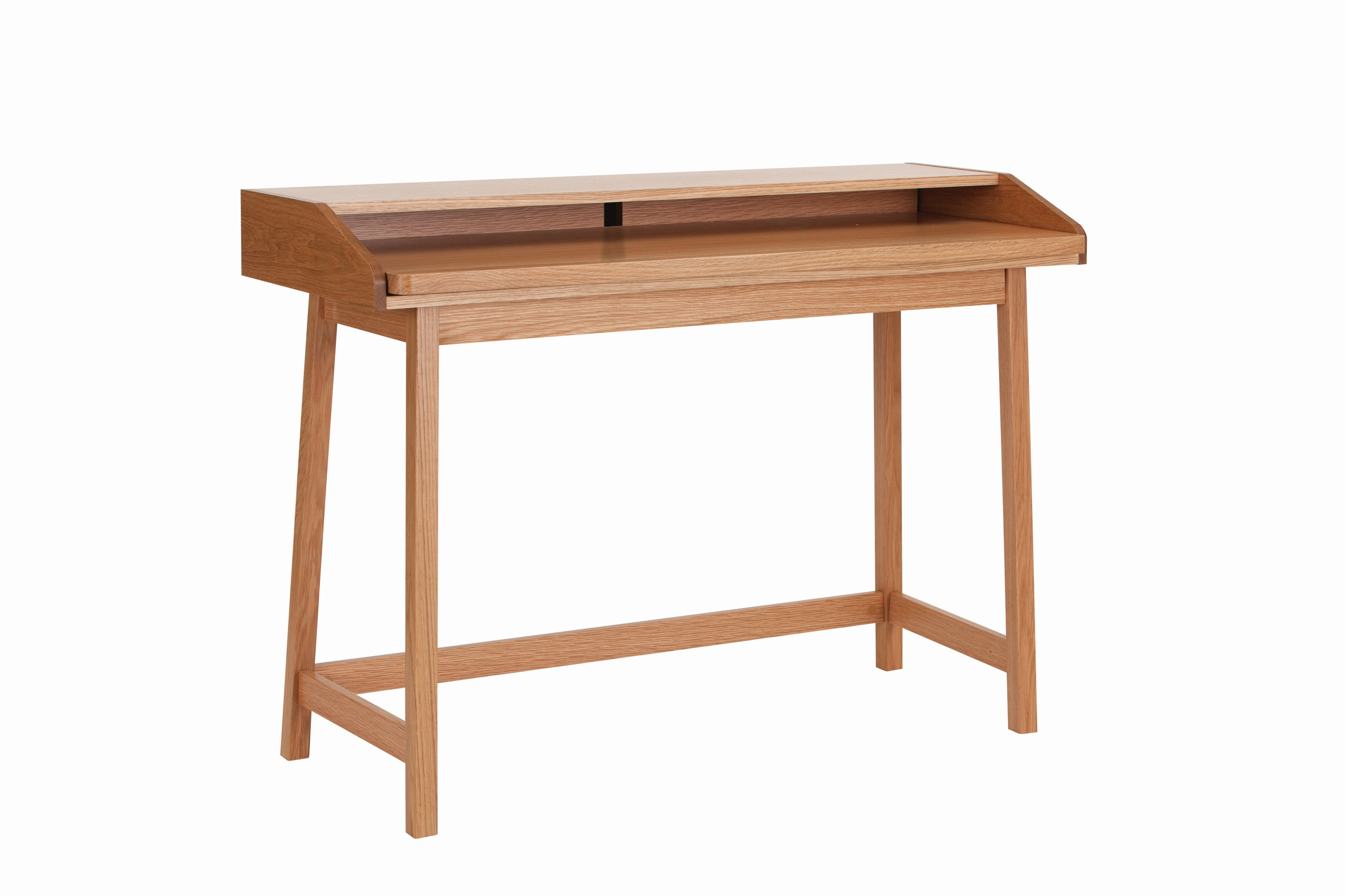 114001001014 St James Desk Oak 01