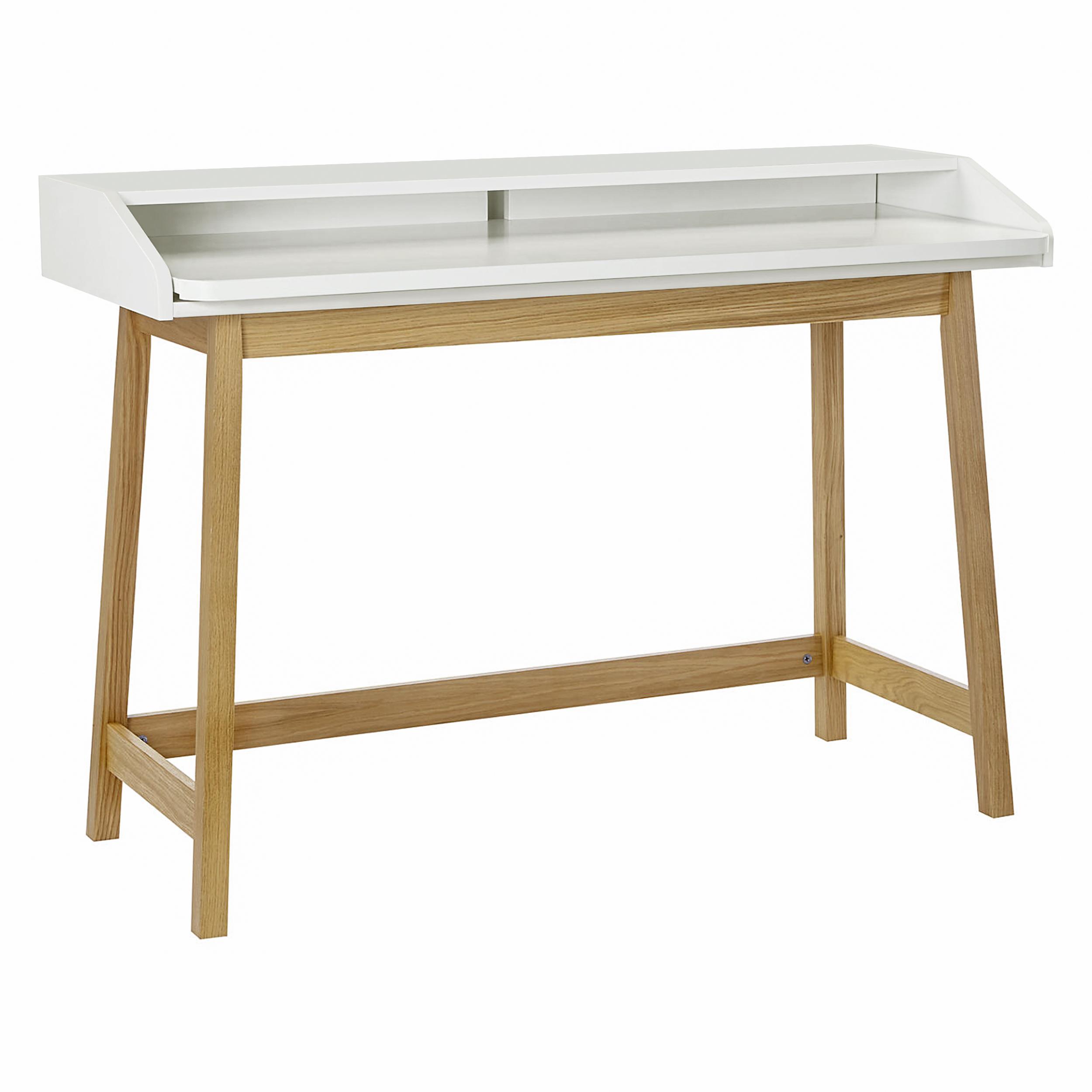 114001008014 St James Compact Desk White 01