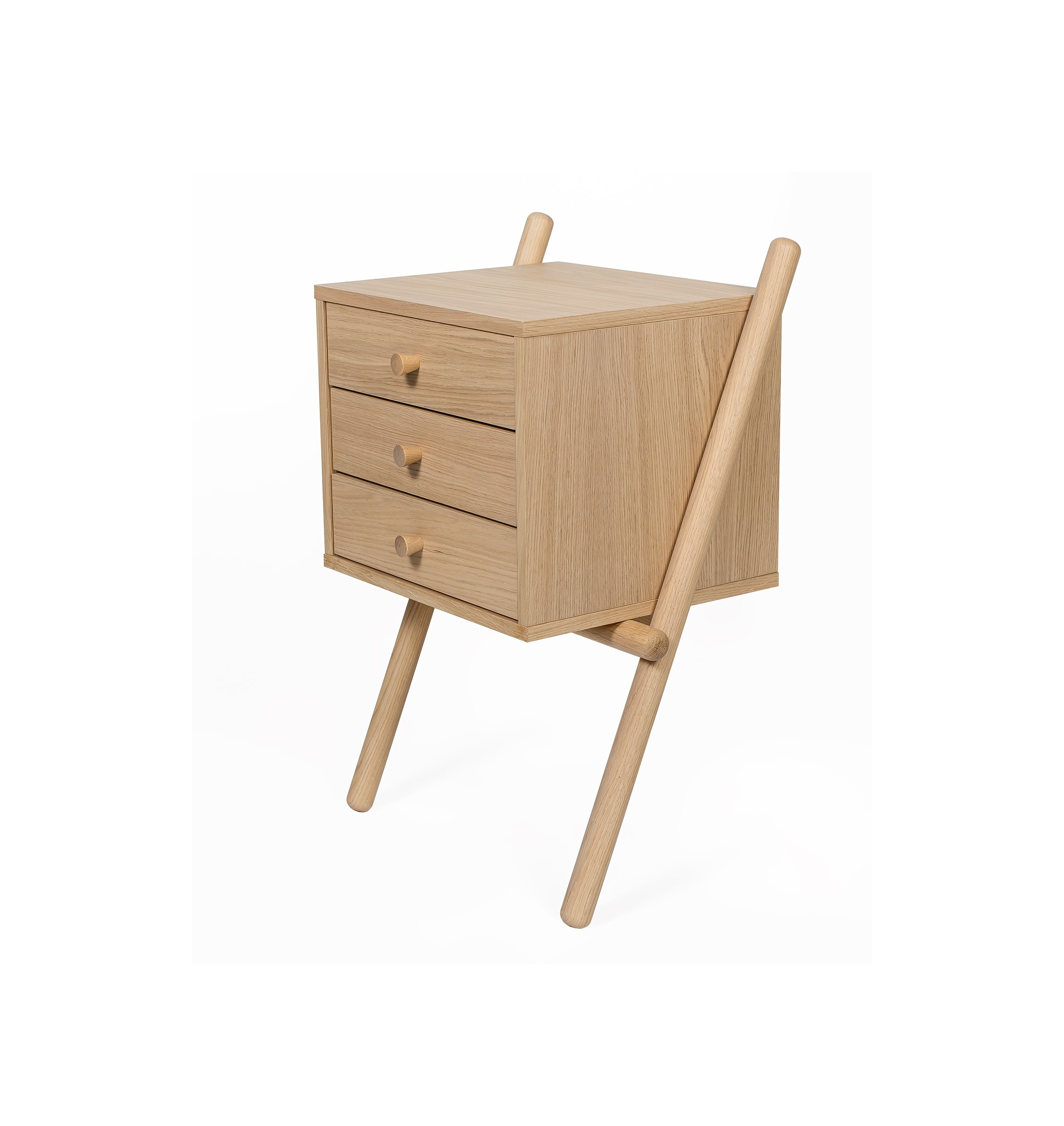 267220101012 Wiru Sidetable 3D Oak 01