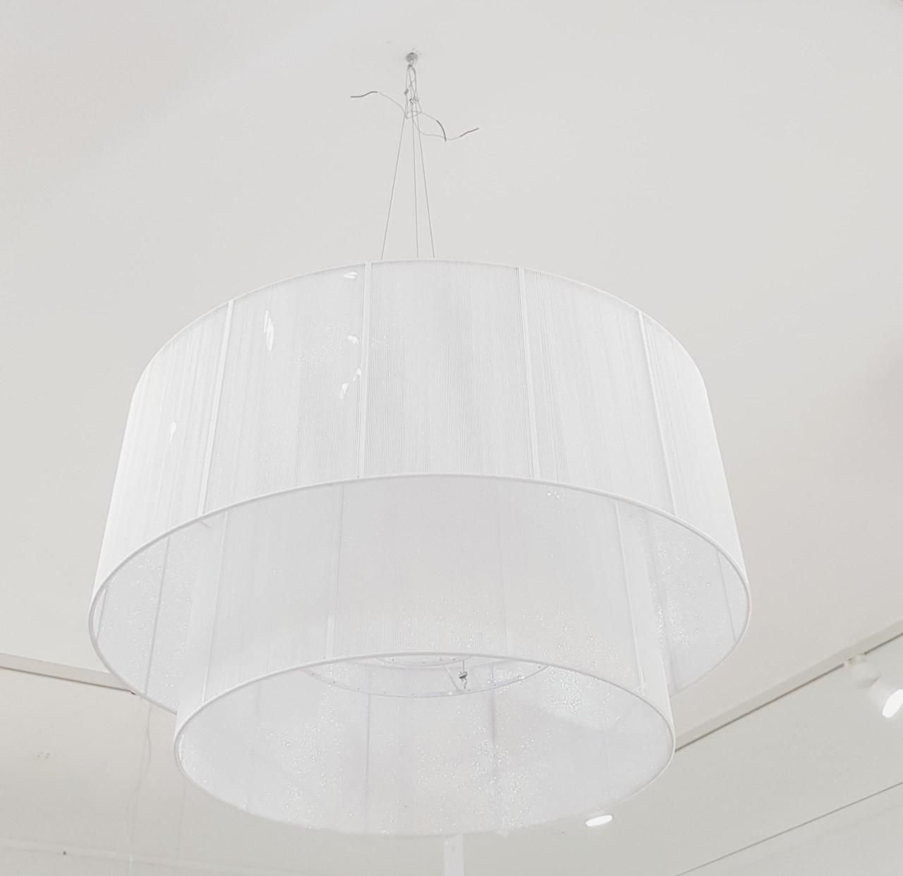 valkoinen valaisin